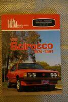 VW Scirocco, 1974-1981, Brooklands Books
