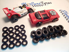 TCR mk3 mk4 16 pneus  AV + 16 pneus AR  URETHANE