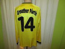 SpVgg Greuther Fürth umbro Langarm Matchworn Trikot 2004/05 +  Nr.14 Gr.XL