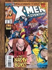 X-Men Adventures Season 2 #2 Marvel Comics 1994 Nasty Boys VF/NM