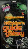 VHS Hitchhikers Guide To The Galaxy 6-Part 1981 TV Series NIB Douglas Adams BBC