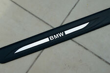 BMW 5 SERIES (F10) 2009-2017 FRONT DOOR SILL PLATES INSERTS SET OF 2