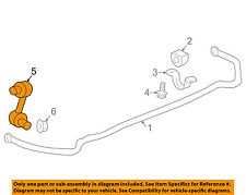 Chevrolet GM OEM 2015 SS Stabilizer Sway Bar-Rear-Link 22761221