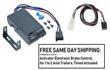 5100 Draw Tite Brake control with Wiring Harness 3062 FOR 2019-2020 Subaru