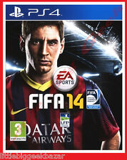 FIFA 14 PS4 fifa14 2014 PlaystationJeu Video Bethesda