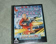 Power Factor Atari LYNX BRAND NEW! SEALED! CIB NIB  Combined Shipping Discount!