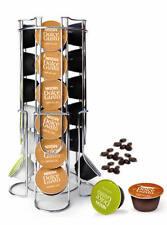 NESCAFÉ DOLCE GUSTO PORTA-CAPSULE IN ACCIAIO INOX CAFFÈ NESTLE DISPENSER CAPSULE CAFFÈ