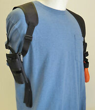 "Gun Shoulder Holster with Ammo Pouch for S&W 29 & 629 44 MAG 4"" Barrel"