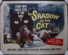 PRICE CUT!!  SHADOW OF THE CAT '61 LB 1/2 SH ~ SPOOKY HALLOWEEN SUSPENSE!!