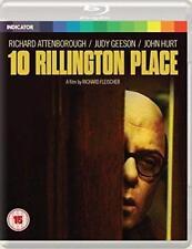 10 Rillington Place - Blu ray NEW & SEALED - Richard Attenborough, John Hurt