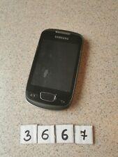 Samsung Galaxy Mini GT-S5570 - Steel Grey (Unlocked) Smartphone