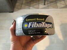 "Fibatape Cement Board Joint Tape 2 "" X 150 ' Gray Self Adhesive"