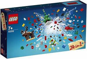 Construction de Noël LEGO 40253 boite neuve scellée