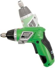 Dual Angle Screwdriver 4-Volt Lithium-Ion Quick Release Chuck Auto Spindle Lock