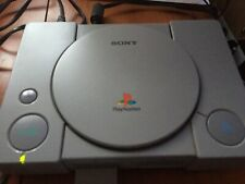 Sony PlayStation 1 Grey Console With Games