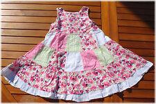 tolles Mädchen Sommer Kleid von H&M Gr. 92 neuwertig!