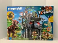 Playmobil The Explorers Playset Hidden Temple #9429 121 Pcs Sealed Brand New