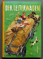 Hans Soerensen>Der Leiterwagen<1956 Ausstattung von Hermann Burkhardt # A-526
