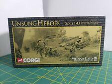 Corgi Unsung Heros 1:43 Vietnam Series 2 M106 Mortar Carrier US Army Tank #51102