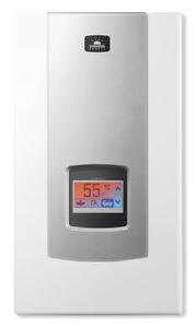 Vollelektronischer Durchlauferhitzer PPVE - 9-12-15/18-21-24/27 kW Touch Display