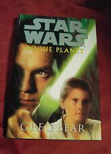 Star Wars: Rogue Planet by Greg Bear (Hardback, 2000)