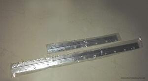 Cast-on Comb Set Long + Short Plate for 9mm Brother KR260 KR230 Studio SR150 155