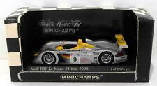Véhicules miniatures MINICHAMPS pour Audi