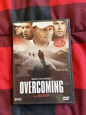 Overcoming by Tomas Gislason Cycling Documentary (2 Dvds)Fast Shipper