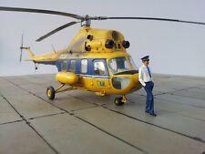 1/48 painted figure of Soviet Civil Aviation pilot – Mimino NorthStarModels