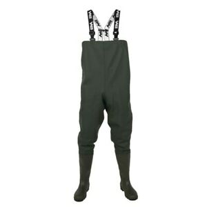 Vass 600 Series Chest Wader Waders VA600-70 *All Sizes* NEW Carp Fishing Waders