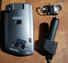 Escort Passport 8500 Radar Detector great condition
