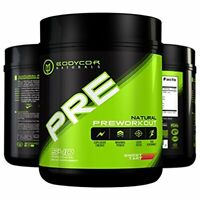 Bodycor PRE All Natural Preworkout Explosive Energy, Power, Strength & Endurance