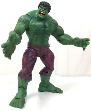INCREDIBLE HULK Toybiz 2006 Face Off Series ANGRY RAGE VARIANT Marvel Legends
