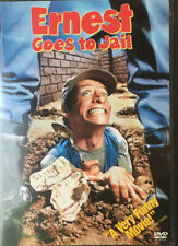 Ernest Goes to Jail (DVD, 2002)