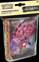 SEALED Mini Portfolio SWSH Darkness Ablaze Album + Pack (Fits 60 Pokemon Cards)