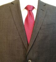 $399 New Lucky Brand Men's Jack Classic Fit Wool Blend Blazer Jacket Glen Plaid