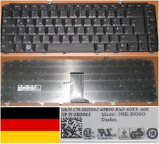 Keyboard Qwertz German DELL Vostro 1400 1500 NSK-D930G 0R396J 9J.N9382.20G Black