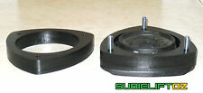"""SUBARU LIFT KIT SPACERS - 1"""" 25MM LIBERTY/OUTBACK BE/BH GEN 3 99-03"""