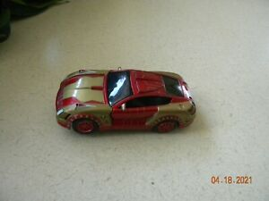 2012 Carrera Go Slot Car Marvel iron man