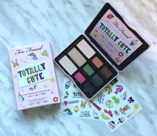 Too Faced Totally Cute Eye Shadow Palette Eyeshadows New in Box 💥AUTHENTIC💥