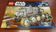 "LEGO STAR WARS 8098 ""Clone Turbo Tank"" - NEW - NEUF - SUPERBE et RARE !!!!!"