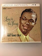 "Nat ""King"" Cole Love Is The Thing Part 1 Capital Records High Fidelity Recording"