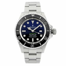 Rolex Sea-Dweller DEEPSEA D-Azul James Cameron Azul Cuadrante negro Reloj Para hombres 126660