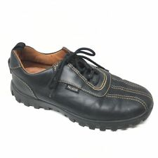 Women's Palladium Shoes Sneaker Size 39 EU/8 US Black Leather Casual Outdoor AA8