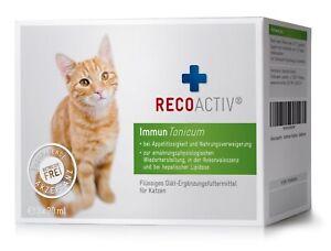 RECOACTIV® Katze Immun Kurpackung 3 Flaschen a 90 ml (9,60€/100ml)