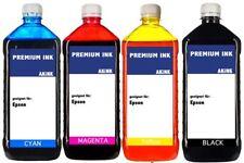 Akink Nachfülltinte refill ink Kit für Epson EcoTank L355 L555 ET4500 4x 500ml