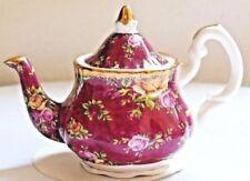 Teapot Decorative Royal Albert Porcelain & China