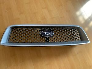 2003-2005 Subaru Forester Cross Sports Grille. Silver