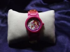 Watch with Pink Band B119-306 Child's Lego Learn to Tell Time
