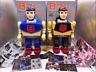 8 Man oder Eightman Blau And 50th Anniversary Yonezawa Roboter Tin Le Toy Nomura